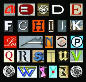 Cherry Creek Alphabet