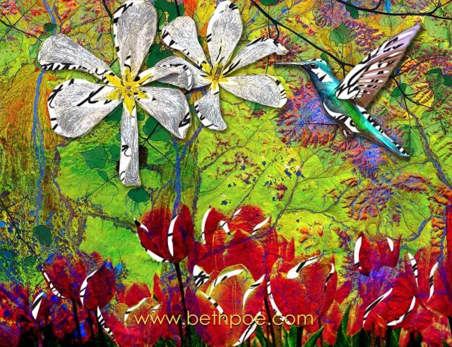 Insta Spring Collage